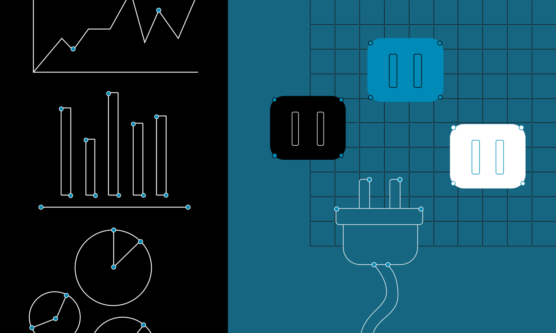 KERV Interactive Video Data Reporting Concept Graphic